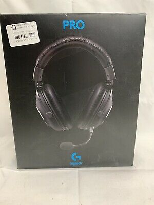 Logitech Pro Gaming Headset for PC ... FREE SHIPPING ... D4