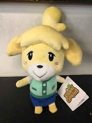Official Animal Crossing Isabelle 8 Inch Plush San-ei LIttle Buddy 1307
