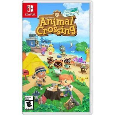 Nintendo Switch Animal Crossing: New Horizons - For Nintendo Switch - ESRB Rated