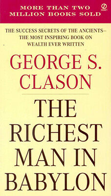 The Richest Man in Babylon by George S. Clason FREE SHIPPING Secrets....(E-ß00K)