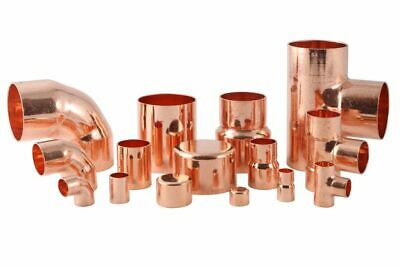 15Mm/22Mm Copper End Feed Fittings/Plumbing Fittings