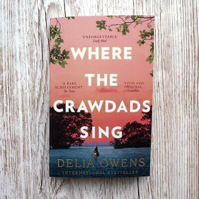 Where the Crawdads Sing Paperback – 12 Dec 2019 by Delia Owens (Author)