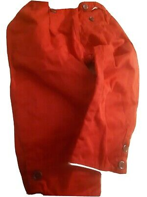 Burberry Girls Red Trousers age 18mths