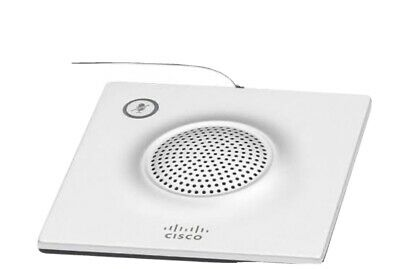 Cisco Telepresence omnidirectionalTable Microphone 20 CTS-MIC-TABLE20 BRAND NEW