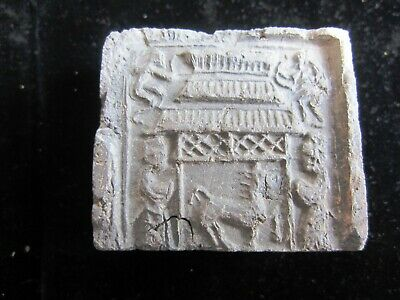 Ancient Chinese ANTIQUE Tomb brick Monkey Warrior HAN DYNASTY 206 BC - 220 AD