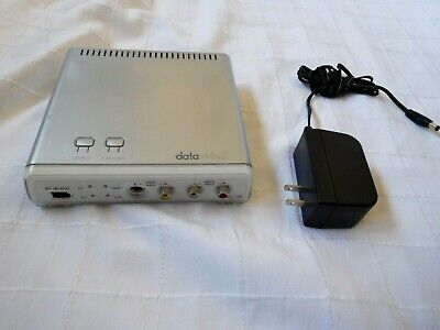 Datavideo DAC-100 Digital Video Converter Used in Very Good Condition