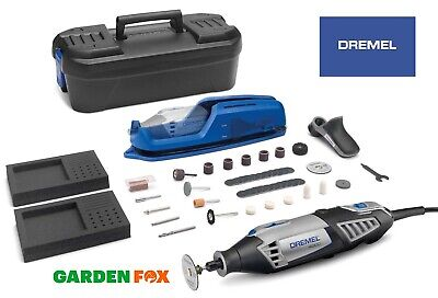 SALE - Dremel 4000-1/45 Rotary Tool & Advanced KIT F0134000UN - 8710364081462 M.