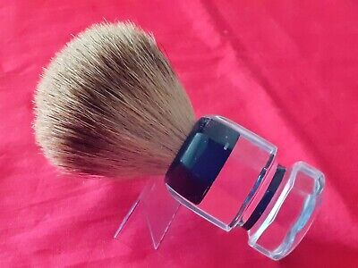 Razor Brush pennello da barba in puro tasso vintage