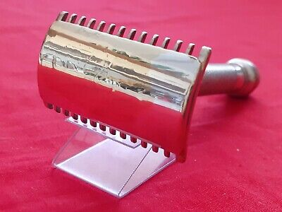 Safety razor Gillette 1940 Military WW2 matricolato vintage