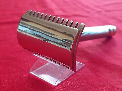 Safety razor in ottone 1940/1950 vintage