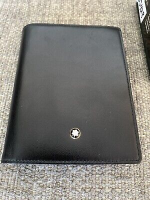 Montblanc Leather Case for Palm Pilot New
