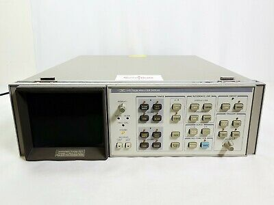 HP 85662A Spectrum Analyzer Display Only #7002