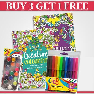 Advanced Colouring Colour Therapy Books Book Adult Mind Relaxing Stress Relief