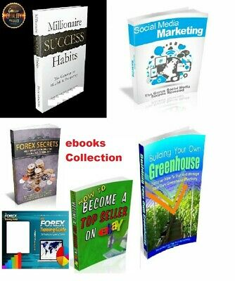 Best Selling Ebook Collection PDF Ebooks with Master Resell Rights