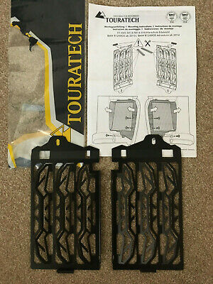 Touratech Stainless Steel Radiator Protector BMW R1200GS R1250GS (LC)