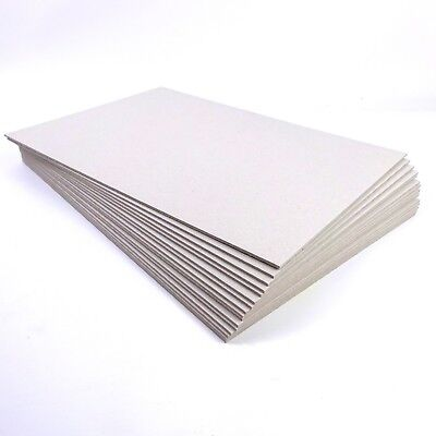 Grey board 2mm 2000micron /& Gold /& Silver 1200micro Backing Board  Extra Thick