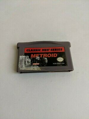 Metroid For game Boy Classic Nes Series