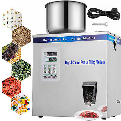 2-200g Particle Filling Machine Powder Subpackage Filling Machine Weighing