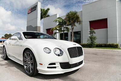 2015 Bentley Continental GT Speed 2015 CONTINENTAL GT SPEED - FL CAR - RARE COLORS - ADAPTIVE CRUISE