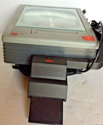 3M 9200 Overhead Transparency Projector Bulb Working