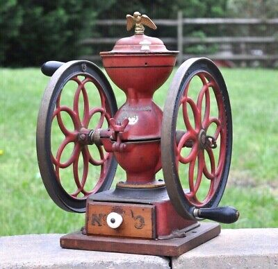 Antique Enterprise No. 3 Coffee Mill Grinder