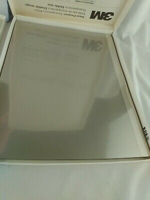 Transparency Film Lot Clear open box