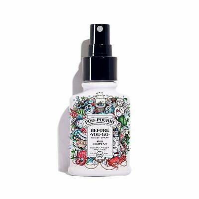 Poo-Pourri Before-You-Go Toilet Spray Ship Happens 2 oz