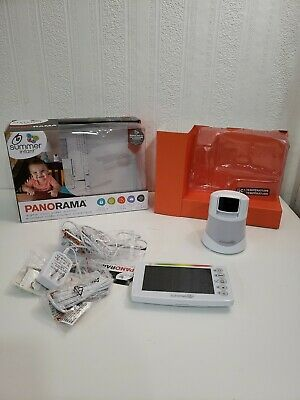 "Summer In View 2.0 Plus 5"" Deluxe Digital Color Baby Video Monitor 29740A"