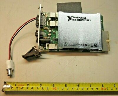 National Instruments PXI-4110 Programmable DC Power Supply