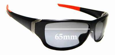 Fuse Lenses Non-Polarized Replacement Lenses for Tag Heuer Speedway TH0204