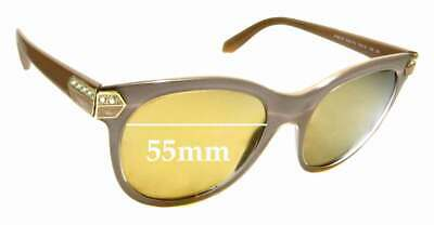 SFX Replacement Sunglass Lenses fits Bvlgari 5018 61mm Wide