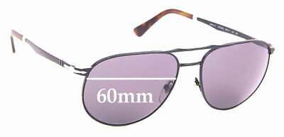 SFX Replacement Sunglass Lenses fits Persol 2754S 60mm Wide