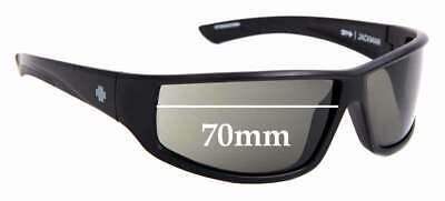SFX Replacement Sunglass Lenses fits Spy Optics M1 Micro Scoop M1 57mm Wide