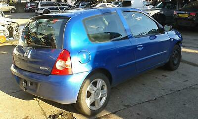 Fuel Filler Flap RENAULT CLIO 2006 Blue Filler Door TERNA