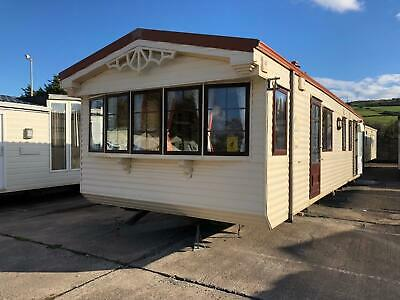 Cheap Double Glazed & Central Heated Static Caravan For Sale Off Site