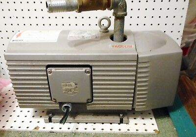 Used Becker D 80 By4P Vacuum Pump  2008