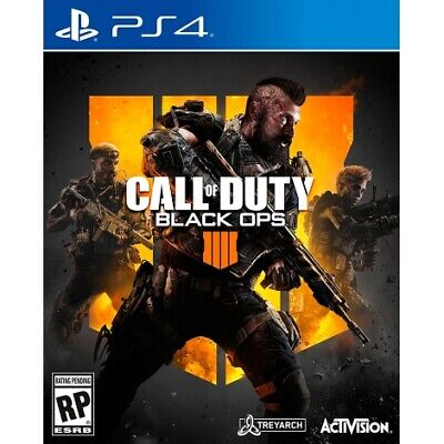 Juego Ps4 Call Of Duty: Black Ops 4 Ps4 5664556
