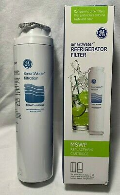 Standard Filtration AMZN-MSWF-S Basics Replacement GE MSWF Refrigerator Water Filter