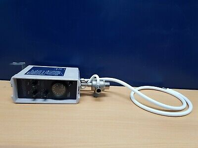VentiPAC pneupac anaesthetic ventilator time cycled ventilator with hose