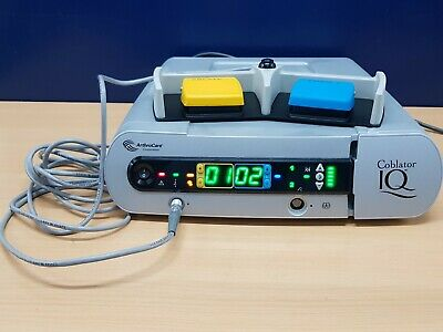 ArthroCare Coblator IQ surgical system - footswitch ref: 30001