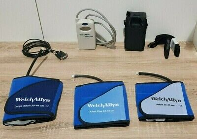 Welch Allyn ABPM 6100 Blood Pressure Monitor - BP recorder with software