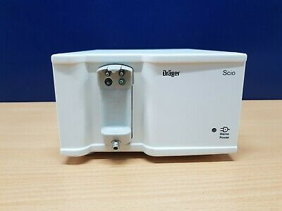 Drager Scio anaesthetic agents module  Anaesthesiology ref:6871450 RI 06
