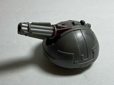 Star Wars Clone Wars Turbo Tank Turret Cannon Missile Part Piece