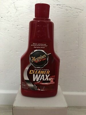 Meguiars cire liquide cleaner wax