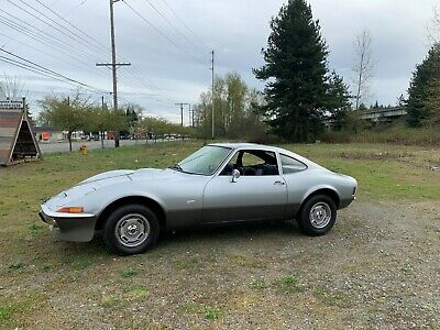 1970 GMC Other  1970 adams opel AG GT. GM, chevrolet opel, gm opel, opel gt-A-L