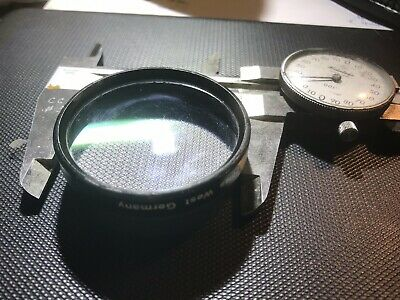 Carl Zeiss West Germany f300 Microscope Objective Lens Surgical Laboratory