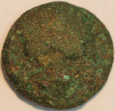 Ancient Greece coin undetified (C262)