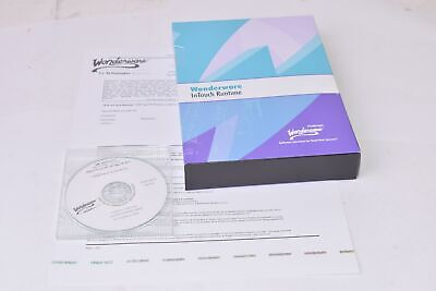 Invensys Wonderware InTouch RunTime Software W/ Software Key
