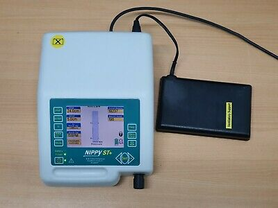 Nippy ST+ Ventilator Portable Respiratory Breathing Breas Medical with battery
