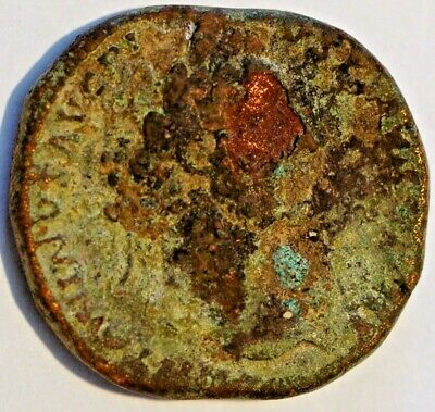 Roman ancient Undetified coin (F*74L)